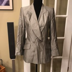 Escada double-breasted blazer 2 piece suit